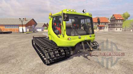 PistenBully 400 v2.0 for Farming Simulator 2013