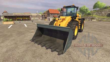 Case IH 721E for Farming Simulator 2013