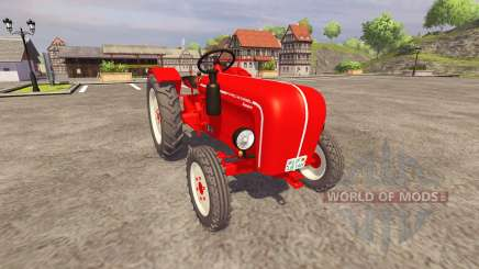 Porsche Standard v1.1 for Farming Simulator 2013