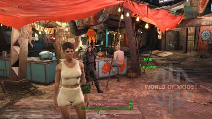 Calientes Beautiful Bodies Enhancer - NN Vanill for Fallout 4