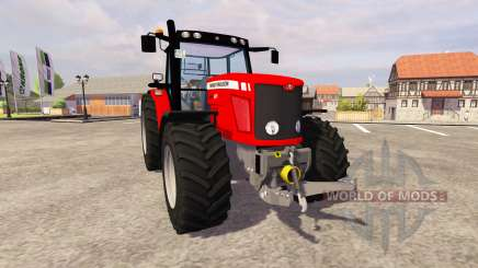 Massey Ferguson 6475 for Farming Simulator 2013