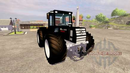 Mercedes-Benz Trac 1800 Intercooler for Farming Simulator 2013