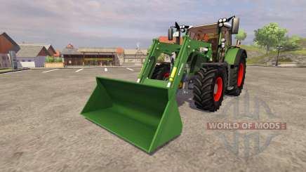 Fendt 512 Vario SCR Professional for Farming Simulator 2013