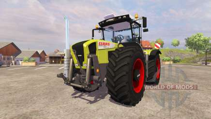 CLAAS Xerion 3800 SaddleTrac v1.1 for Farming Simulator 2013
