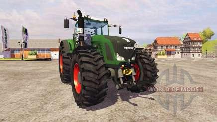Fendt 939 Vario for Farming Simulator 2013