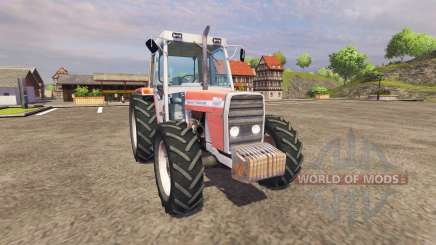 Massey Ferguson 698T for Farming Simulator 2013