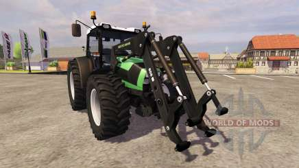 Deutz-Fahr Agrofarm 430 [pack] for Farming Simulator 2013