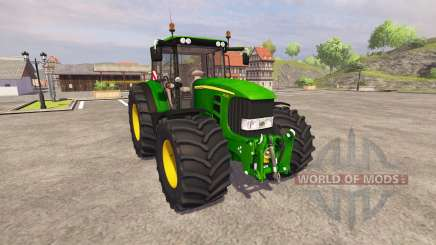 John Deere 7430 Premium v1.0 for Farming Simulator 2013