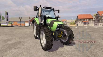 Deutz-Fahr Agrofarm 430 v1.1 for Farming Simulator 2013