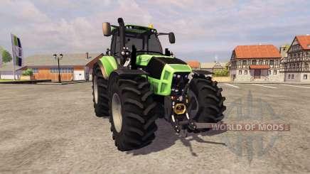 Deutz-Fahr Agrotron 7250 v2.1 for Farming Simulator 2013