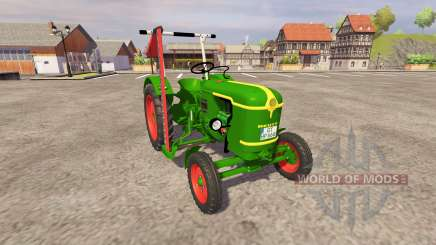Deutz-Fahr D25 v2.0 for Farming Simulator 2013