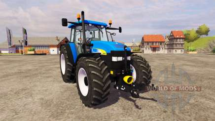 New Holland TM 175 for Farming Simulator 2013