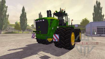 John Deere 9630 v2.0 for Farming Simulator 2013