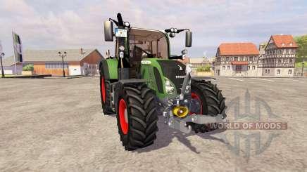 Fendt 516 Vario SCR Professional Plus for Farming Simulator 2013