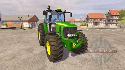 John Deere 7530 Premium v1.1 for Farming Simulator 2013