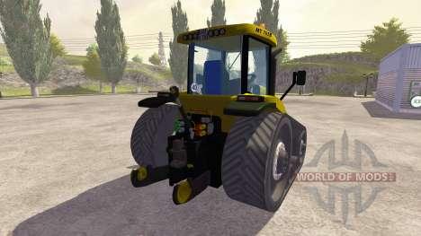 Caterpillar Challenger MT765B v3.0 for Farming Simulator 2013