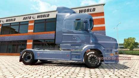 Scania T500 v2.0 for Euro Truck Simulator 2