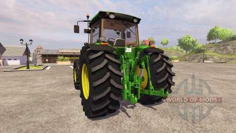 John Deere 8430 for Farming Simulator 2013