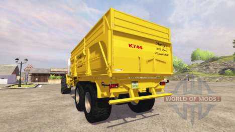 K-744 [dump truck] for Farming Simulator 2013