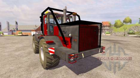 K-701 kirovec [forest edition] for Farming Simulator 2013