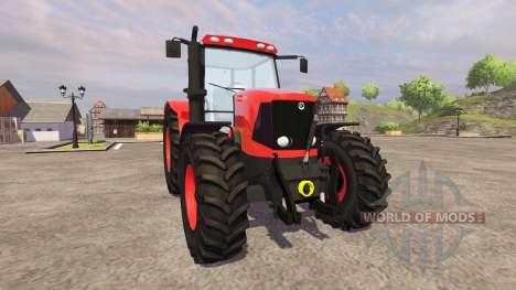 Kubota M135X v2.0 for Farming Simulator 2013