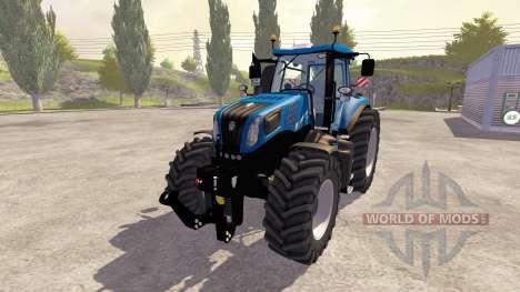 New Holland T8.390 for Farming Simulator 2013