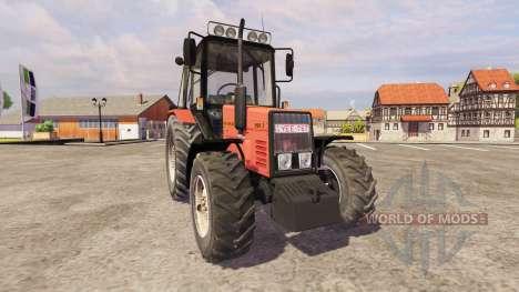 MTZ-892.2 Belarus v1.1 for Farming Simulator 2013