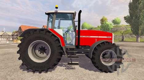 Massey Ferguson 8140 v1.0 for Farming Simulator 2013