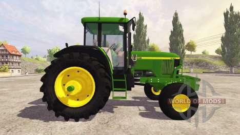 John Deere 7810 2WD for Farming Simulator 2013