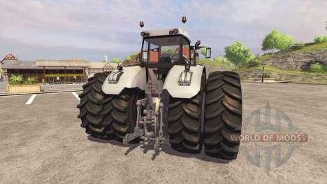 Fendt 936 Vario BB Silver v4.1 for Farming Simulator 2013