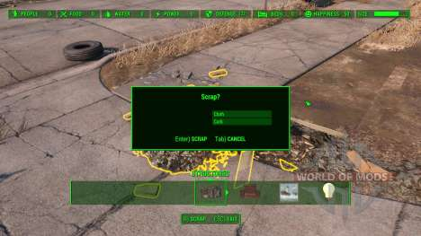 Full clean-up for Fallout 4