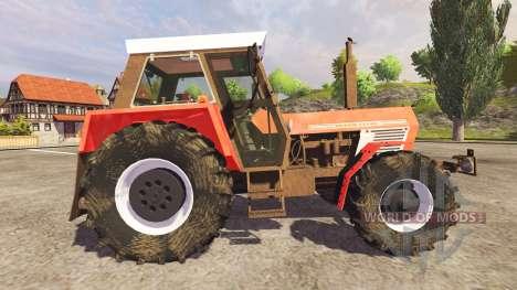 Zetor 12145 v2.0 for Farming Simulator 2013