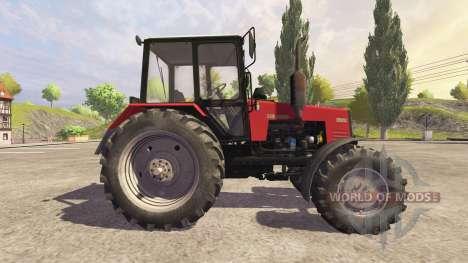 MTZ-1221 Belarus for Farming Simulator 2013