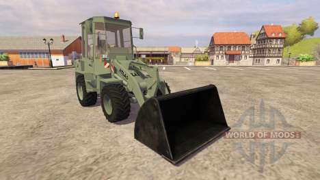 Zettelmeyer ZL 602 for Farming Simulator 2013