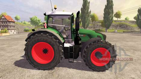 Fendt 939 Vario v2.0 for Farming Simulator 2013