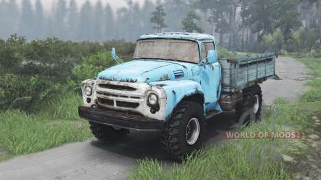 ZIL-130 [08.11.15] for Spin Tires