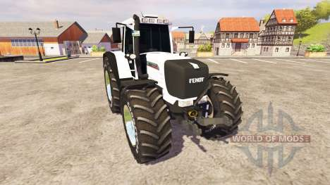 Fendt 926 Vario TMS [white] for Farming Simulator 2013
