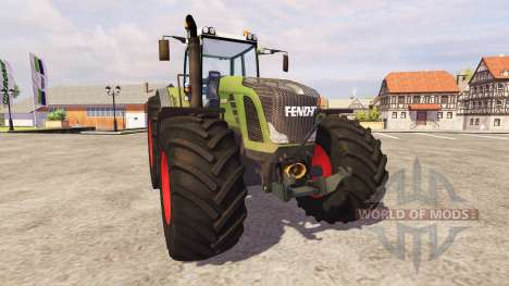 Fendt 939 Vario [profi plus] for Farming Simulator 2013