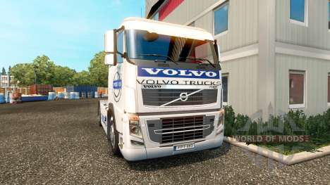 Skin Volvo Trucks at Volvo trucks for Euro Truck Simulator 2