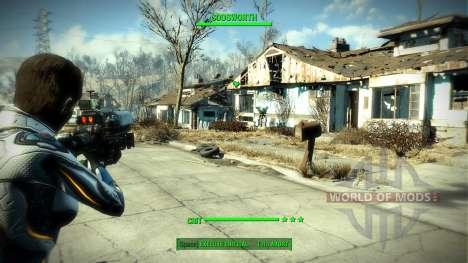 Kerrigan Bodysuit for Fallout 4