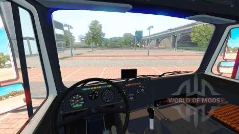MAZ-5432 for Euro Truck Simulator 2