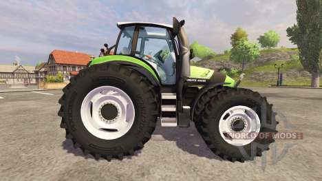 Deutz-Fahr Agrotron 430 TTV [care wheels] for Farming Simulator 2013