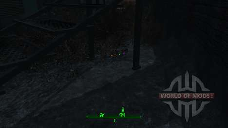 Highlighted magazines and hologames for Fallout 4