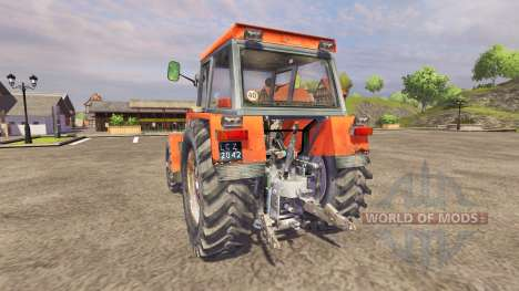 URSUS 1224 Turbo v1.4 for Farming Simulator 2013