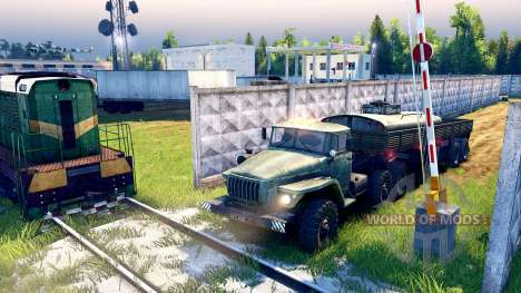 Map 33 RUS [13.04.15] for Spin Tires