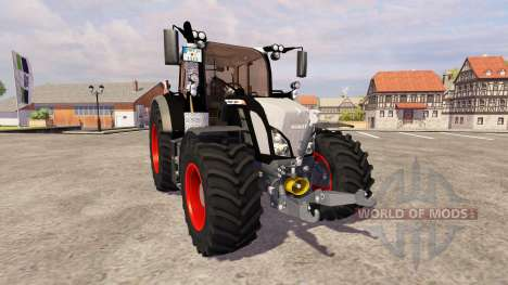 Fendt 724 Vario SCR [black beauty] for Farming Simulator 2013