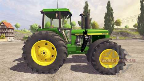 John Deere 4455 v2.1 for Farming Simulator 2013