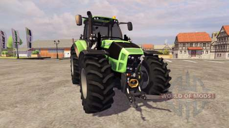 Deutz-Fahr Agrotron 7250 for Farming Simulator 2013