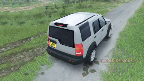 Land Rover Discovery 3 [08.11.15] for Spin Tires