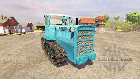 DT-75 Kazakhstan v2.1 for Farming Simulator 2013